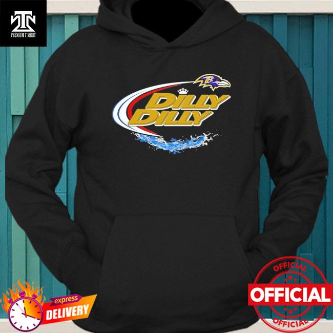 Baltimore Ravens Dilly Dilly Bud Light hoodie