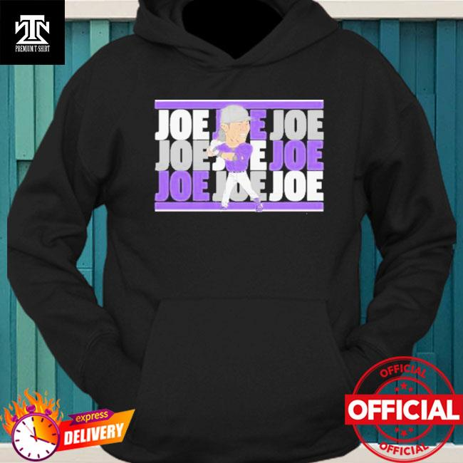 Connor Joe Joe Joe hoodie