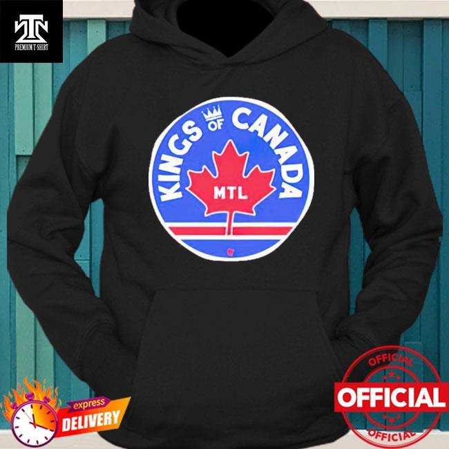 Montreal Canadiens Kings of Canada hoodie