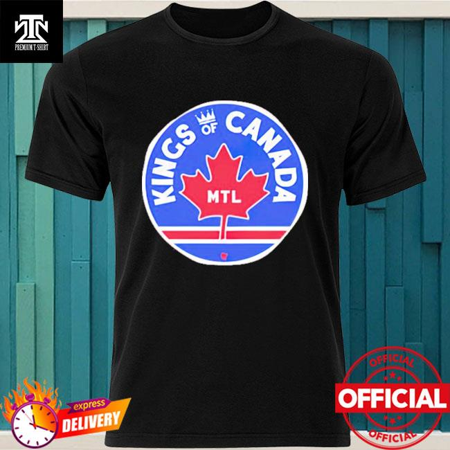 Montreal Canadiens Kings of Canada shirt