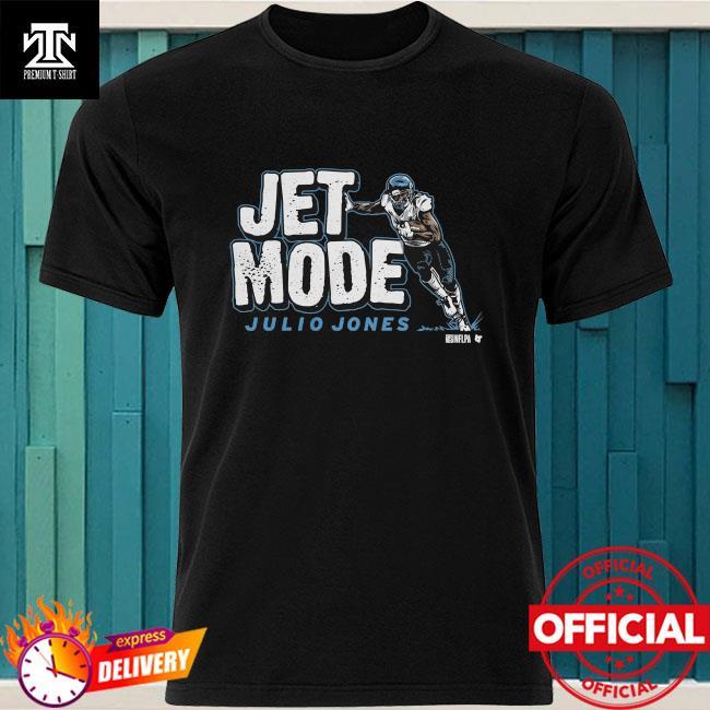 Official Julio Jones Jet Mode Football Shirt