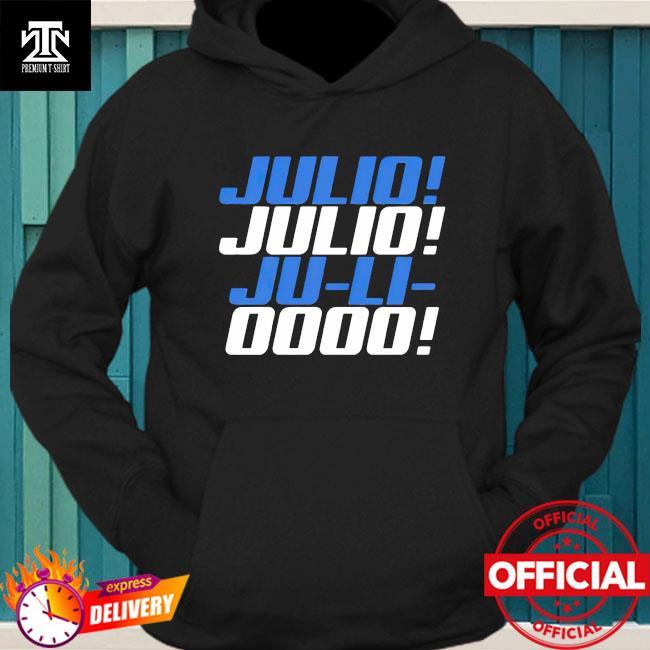 Official Julio Ju-li-ooo Julio Jones Chant hoodie