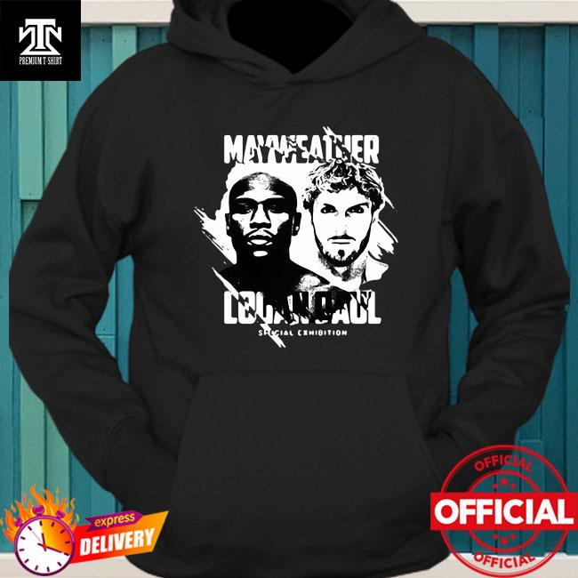 Official Mayweather Logan Paul Special Exhibition Shirt hoodie