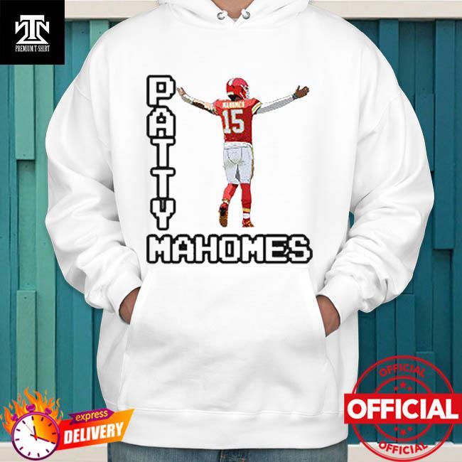 Official Patrick Mahomes Kansas City Chiefs hoodie