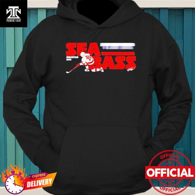 Official Sea Bass Sebastian Aho hoodie