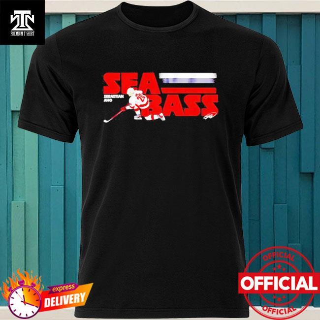 Official Sea Bass Sebastian Aho shirt
