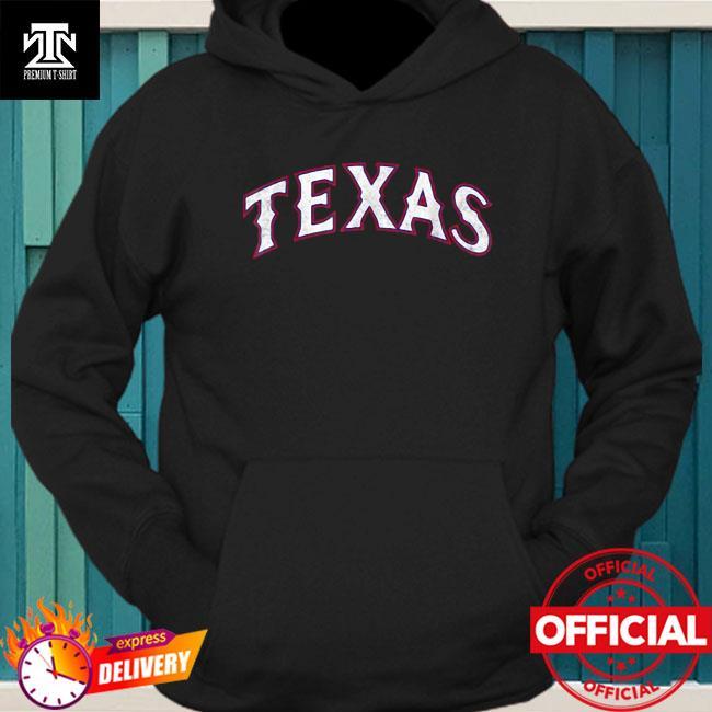 Official Texas Baseball Shirt hoodie
