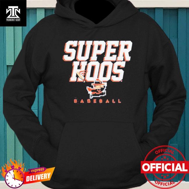 Super CavMan T-Shirt UVA Baseball Officially hoodie