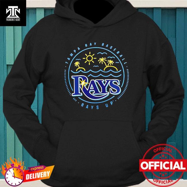 Tampa Bay Rays Sunshine Hometown Rays up hoodie