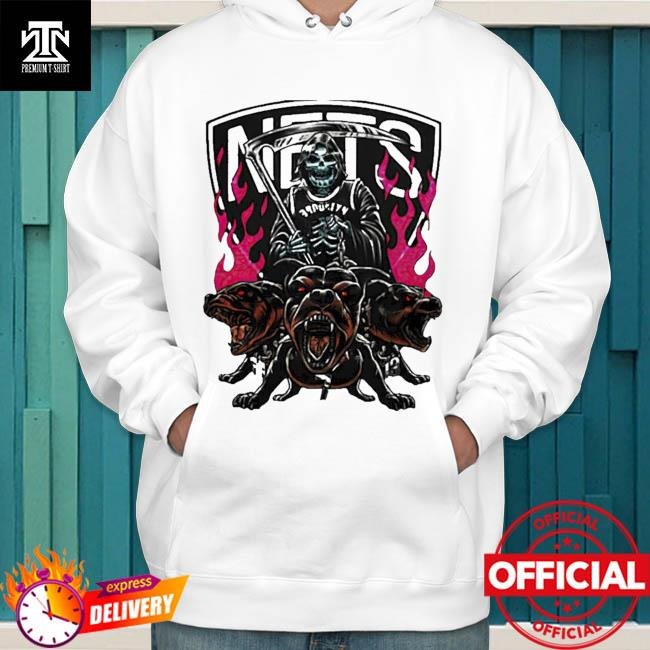 Kevin Durant Dead Ride Cerberus Brooklyn Nets Shirt hoodie